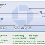 chase routing numbers
