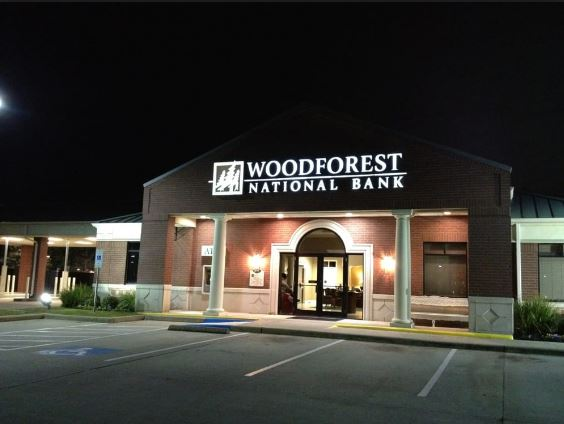 Woodforest National Bank routing numbers