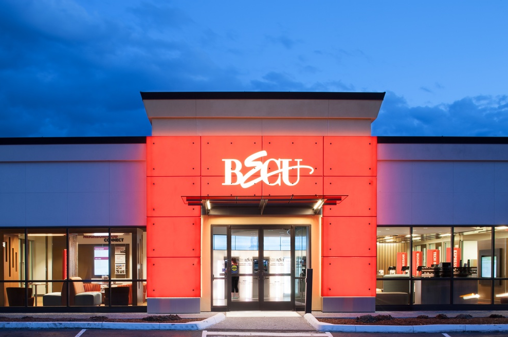 becu bank routing number
