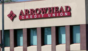 arrowhead credit union wire transfer routing number