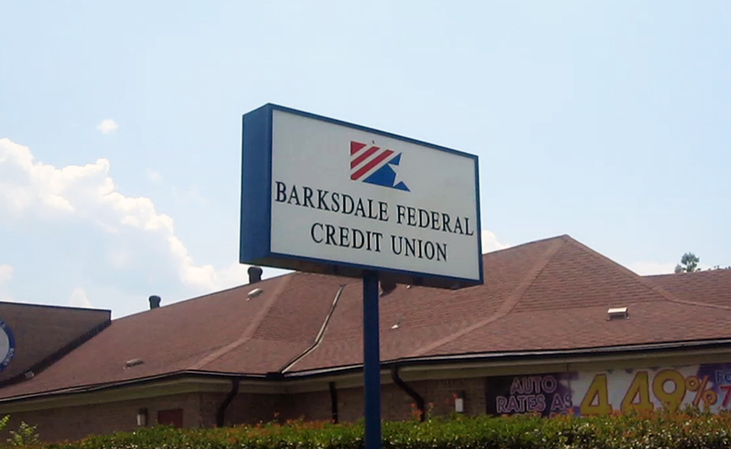 barksdale federal credit union aba routing number