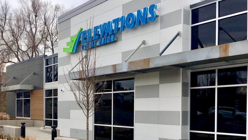elevations credit union routing number on check