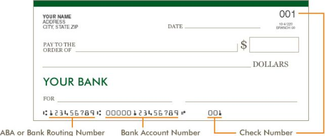 westerra credit union routing number on check