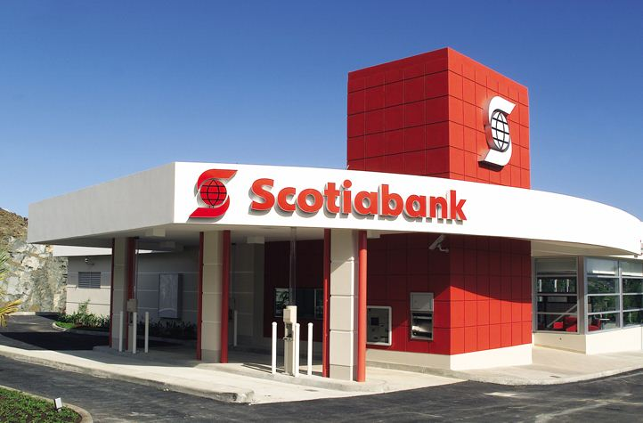 scotia bank routing number